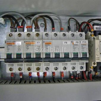 elektros instaliacijos, apsaugos ir video  sistemų įrengimas / Artūras / Darbų pavyzdys ID 231547