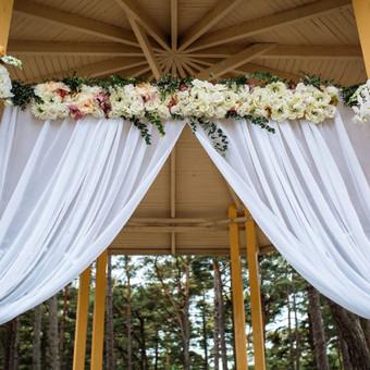 Vestuvinis floristinis dekoravimas / Isdeco / Darbų pavyzdys ID 231973