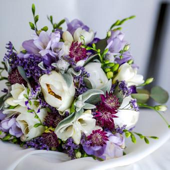 Vestuvinis floristinis dekoravimas / Isdeco / Darbų pavyzdys ID 231981