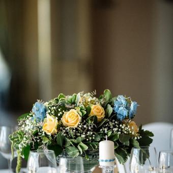 Vestuvinis floristinis dekoravimas / Isdeco / Darbų pavyzdys ID 231985