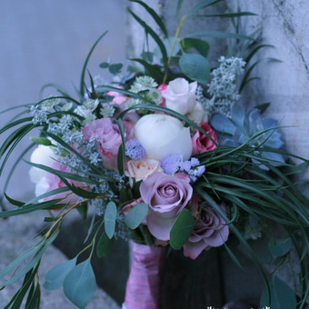 Vestuvinis floristinis dekoravimas / Isdeco / Darbų pavyzdys ID 231995