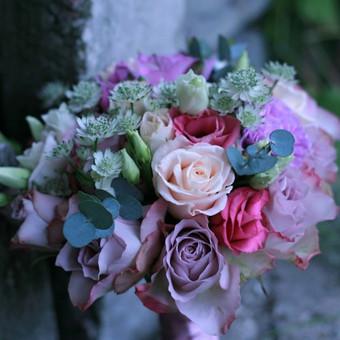 Vestuvinis floristinis dekoravimas / Isdeco / Darbų pavyzdys ID 231997