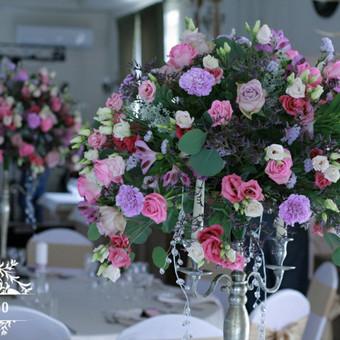 Vestuvinis floristinis dekoravimas / Isdeco / Darbų pavyzdys ID 231999