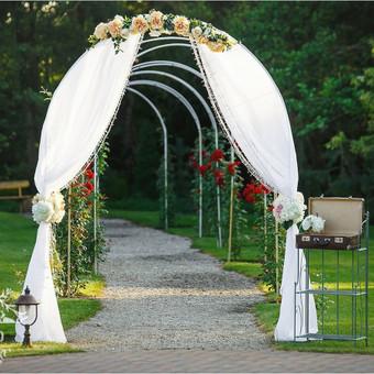 Vestuvinis floristinis dekoravimas / Isdeco / Darbų pavyzdys ID 232001