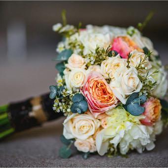 Vestuvinis floristinis dekoravimas / Isdeco / Darbų pavyzdys ID 232007