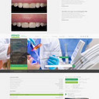 Internetinio puslapio dizainas And Klinika