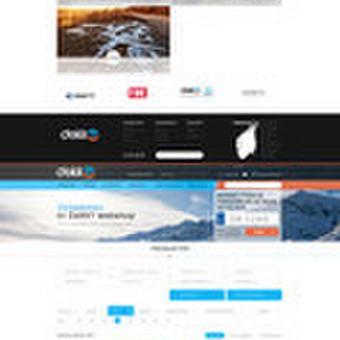 Internetinio puslapio dizainas Dekk1