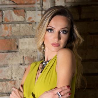 """""""Silvija MUA Make Up & Hairstyles""""  - MAKIAŽAI ir ŠUKUOSENOS / Silvija / Darbų pavyzdys ID 233453"""