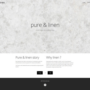 www.pureandlinen.com