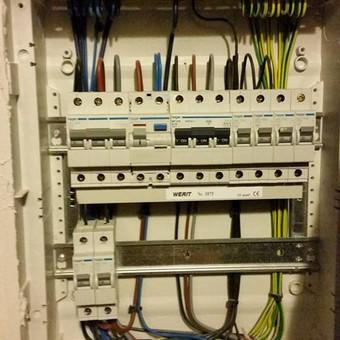 Elektrikas Arvydas / Arvydas / Darbų pavyzdys ID 234153