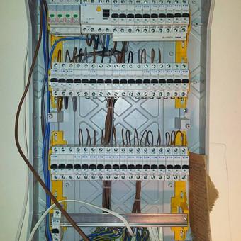 Elektrikas Arvydas / Arvydas / Darbų pavyzdys ID 234155