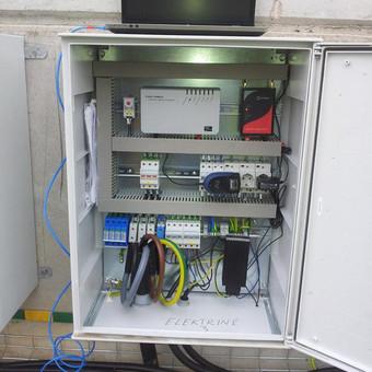 Elektrikas Arvydas / Arvydas / Darbų pavyzdys ID 234157