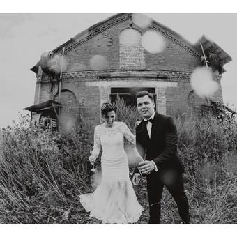 Vestuvių foto istorijos. / Gediminas Latvis / Darbų pavyzdys ID 234357
