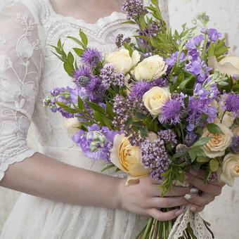 Vestuvinė floristika / Arina / Darbų pavyzdys ID 234657