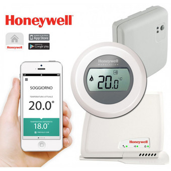 Honeywell Evohome - šildymo automatika / Edvinas Česnaitis / Darbų pavyzdys ID 236667