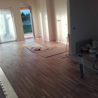 Medžio darbai, stalius / Arlandas / Darbų pavyzdys ID 237165