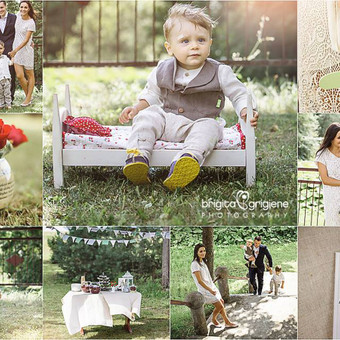 Vestuvių ir šeimos fotografė / Brigita Grigienė / Darbų pavyzdys ID 237445