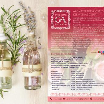 Reklama, grafinis dizainas / Monika / Darbų pavyzdys ID 237823