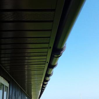 Asbestinių stogų dangos keitimas 2017 metais 860216565