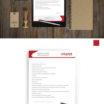 Logotipų kūrimas bei grafikos dizaino paslaugos / Valery Kitkevich / Darbų pavyzdys ID 238057