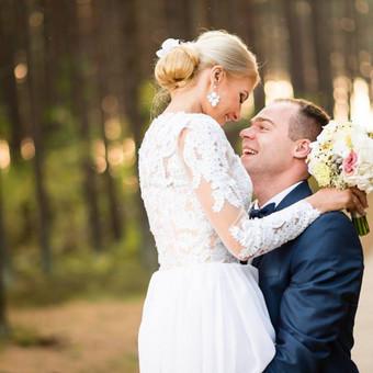 Profesionalus vestuvių fotografas / Livijus Raubickas / Darbų pavyzdys ID 238239