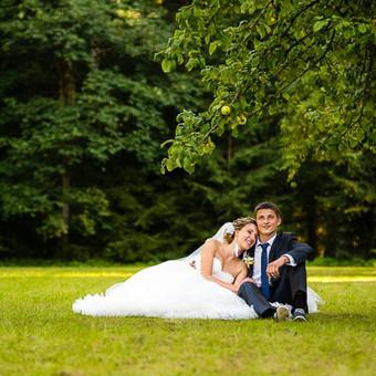Profesionalus vestuvių fotografas / Livijus Raubickas / Darbų pavyzdys ID 238265