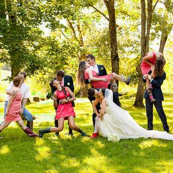 Profesionalus vestuvių fotografas / Livijus Raubickas / Darbų pavyzdys ID 238273