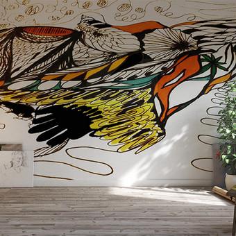 Dailininkė Vilniuje / Artroom Studija / Darbų pavyzdys ID 239369