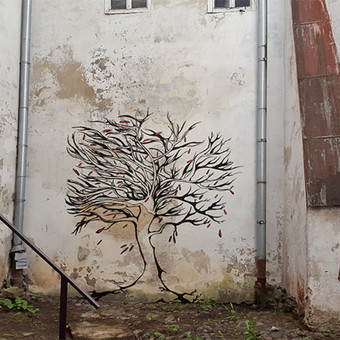 Dailininkė Vilniuje / Artroom Studija / Darbų pavyzdys ID 239373
