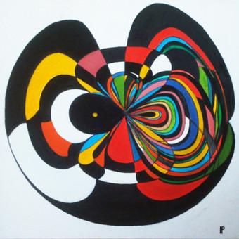 Dailininkė Vilniuje / Artroom Studija / Darbų pavyzdys ID 239379