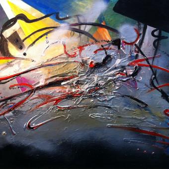 Dailininkė Vilniuje / Artroom Studija / Darbų pavyzdys ID 239389