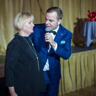 """Renginių vedėjas Mantas Kazlauskas (""""1 Vienintelis"""") / Mantas Kazlauskas / Darbų pavyzdys ID 239475"""