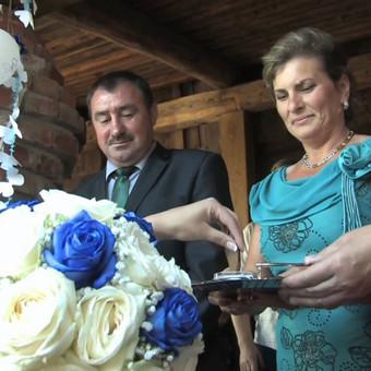 Vestuvių filmavimas, montavimas, foto / Rimantas / Darbų pavyzdys ID 239489