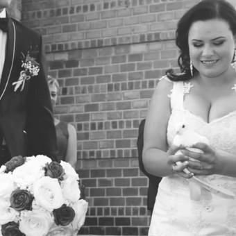 Vestuvių filmavimas, montavimas, foto / Rimantas / Darbų pavyzdys ID 239491