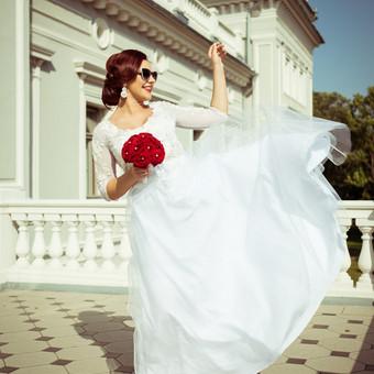 Vestuvių fotografija su meile. / ALEX ZAPA / Darbų pavyzdys ID 239803