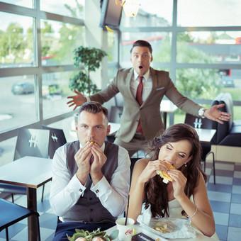 Vestuvių fotografija su meile. / ALEX ZAPA / Darbų pavyzdys ID 239821