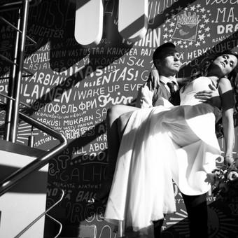 Vestuvių fotografija su meile. / ALEX ZAPA / Darbų pavyzdys ID 239831