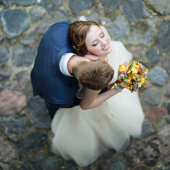 Vestuvių fotografija su meile. / ALEX ZAPA / Darbų pavyzdys ID 239851