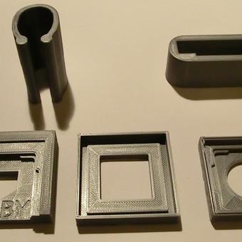 3d spausdinimas, prototipų gamyba, CNC frezavimas, tekinimas / Naglis Ausmanas / Darbų pavyzdys ID 240095