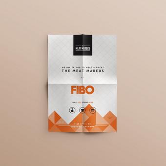 Kvietimas į FIBO parodą Kiolne