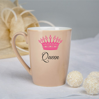 Porčialianinis puodelis su užrašu. Dekoruojame ir individualiai.