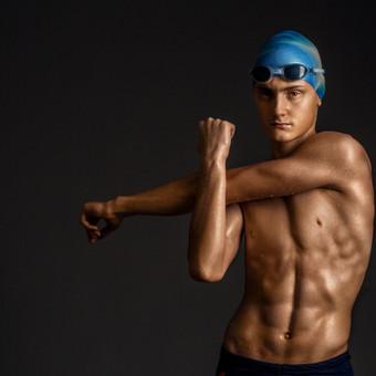 sportininkų fotosesijos