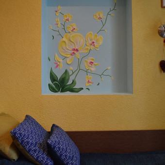 Sienų dekoravimas / Ugnė / Darbų pavyzdys ID 243319