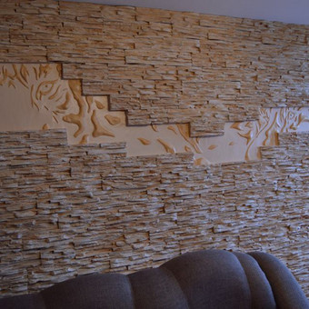 Sienų dekoravimas / Ugnė / Darbų pavyzdys ID 243323