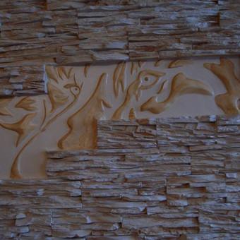 Sienų dekoravimas / Ugnė / Darbų pavyzdys ID 243325