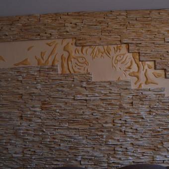 Sienų dekoravimas / Ugnė / Darbų pavyzdys ID 243329