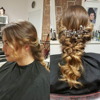Vizažistė ir šukuosenų stilistė / Giedrė Vainauskienė / Darbų pavyzdys ID 244439