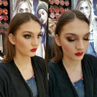 Vizažistė ir šukuosenų stilistė / Giedrė Vainauskienė / Darbų pavyzdys ID 244453