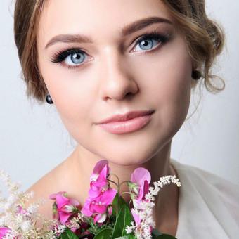 Vizažistė ir šukuosenų stilistė / Giedrė Vainauskienė / Darbų pavyzdys ID 244457