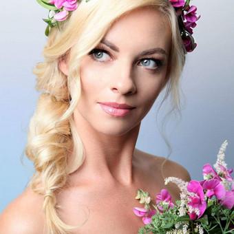Vizažistė ir šukuosenų stilistė / Giedrė Vainauskienė / Darbų pavyzdys ID 244461